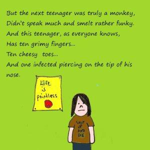 """teenager"""